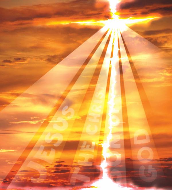 Image result for God blessing light